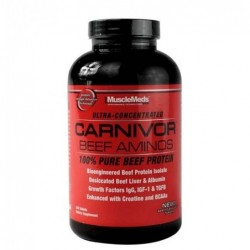 MuscleMeds Carnivor Beef Aminos 300 δισκίαets