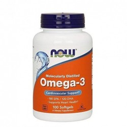 Now Foods Omega-3 100 softgels