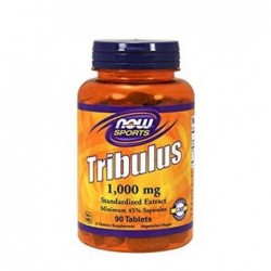 Now Foods Tribulus 1000 mg...