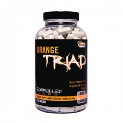 Controlled Labs Orange Triad 270 δισκία 45 μερίδες