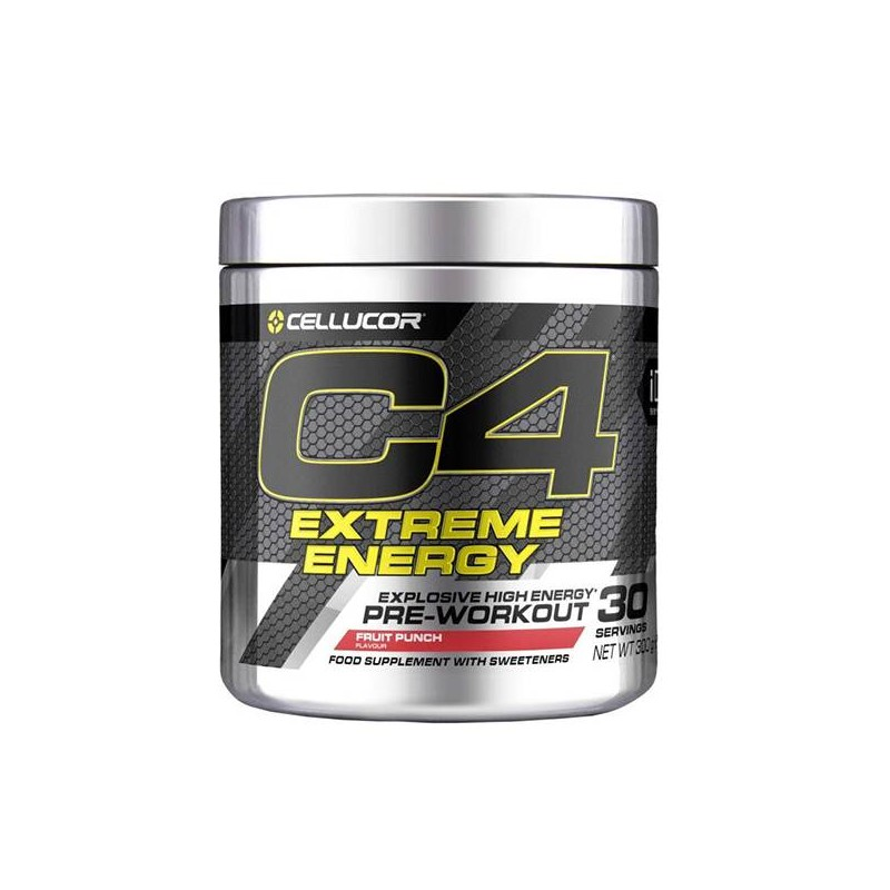 Cellucor C4 Extreme energy 30 μερίδες
